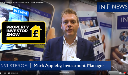 Mark Applebee - at the Property Investors show